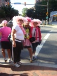 More Walkers in Pink